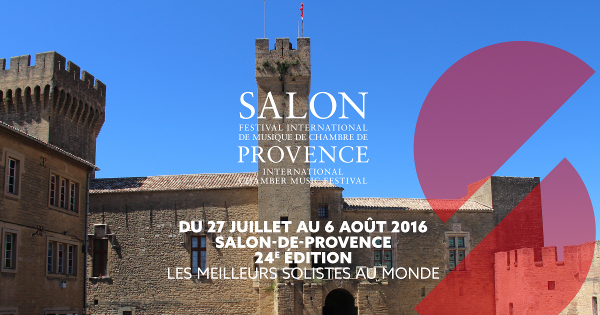 Festival international de musique de chambre de salon de for Crossfit salon de provence