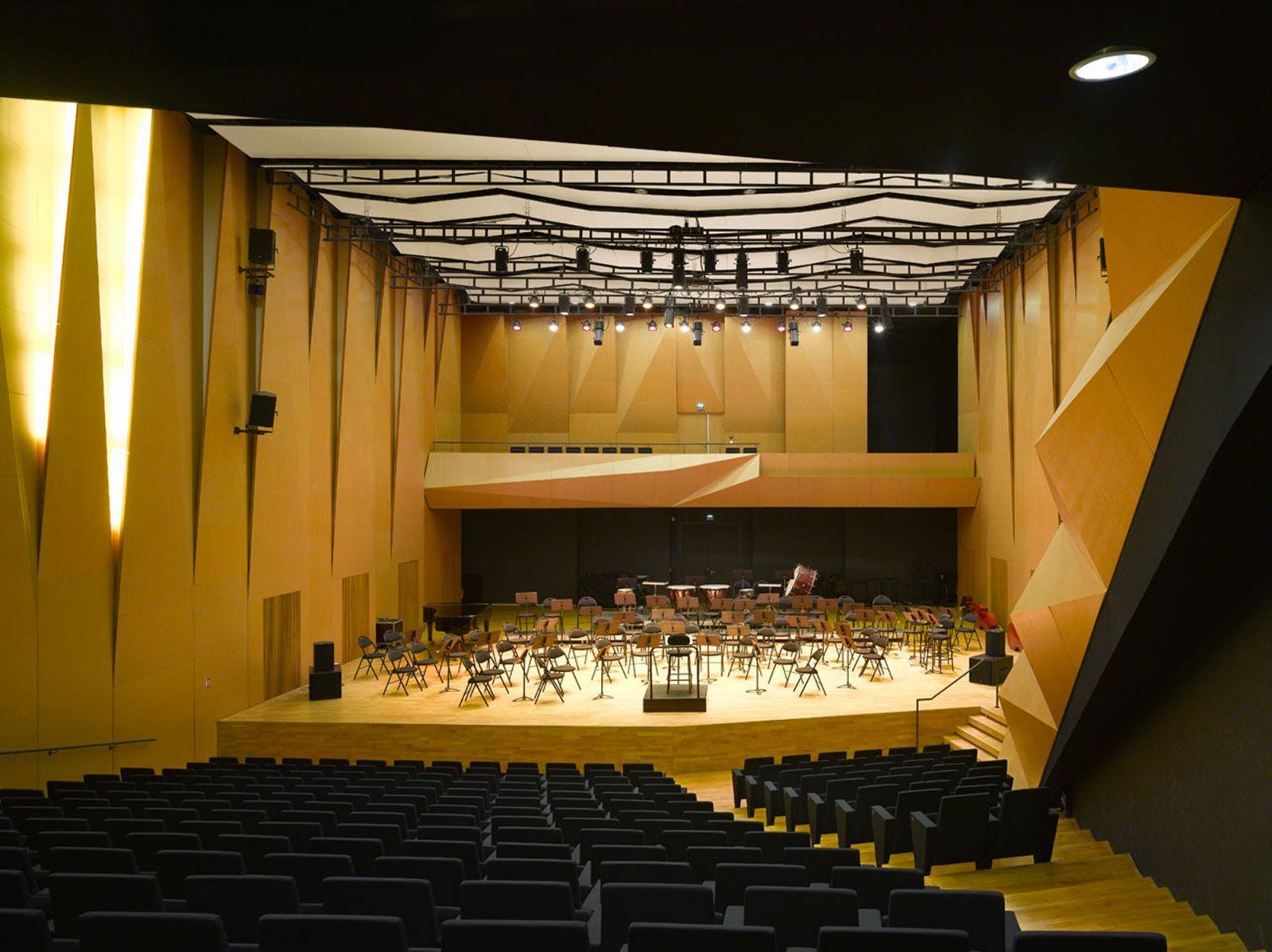 Concerts conservatoire darius milhaud aix festival for Ligne 25 aix salon
